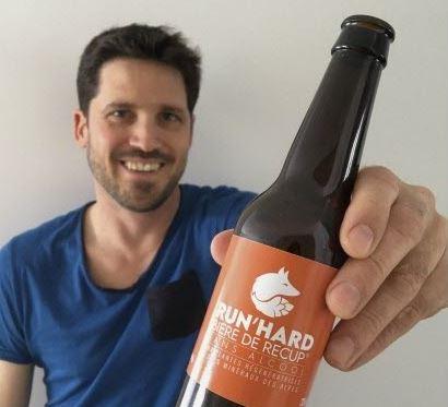 """Chambéry : il lance une bière de """"récupération"""" pour les sportifs – source : Dauphiné Libéré"""
